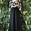 Thumbnail: 1980s full length maxi dress