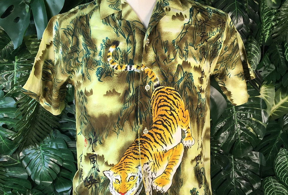 Tiger shirt (XS)