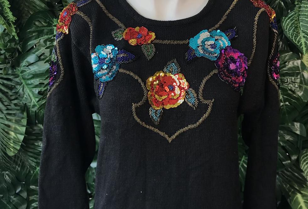 1980s Lindsey Blake knit (small)