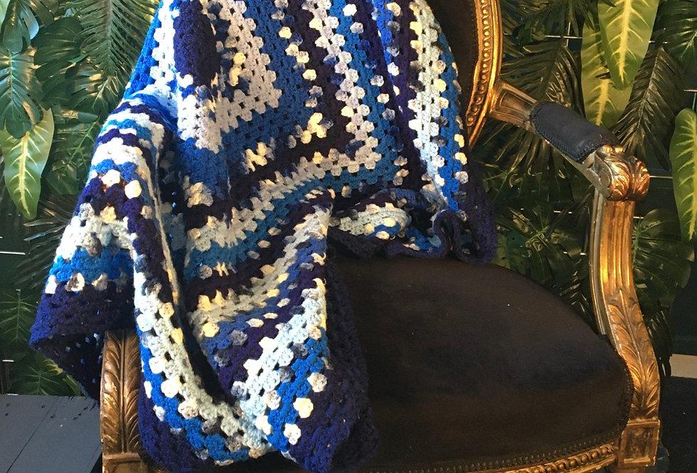 Hand Crocheted Blanket (Small)
