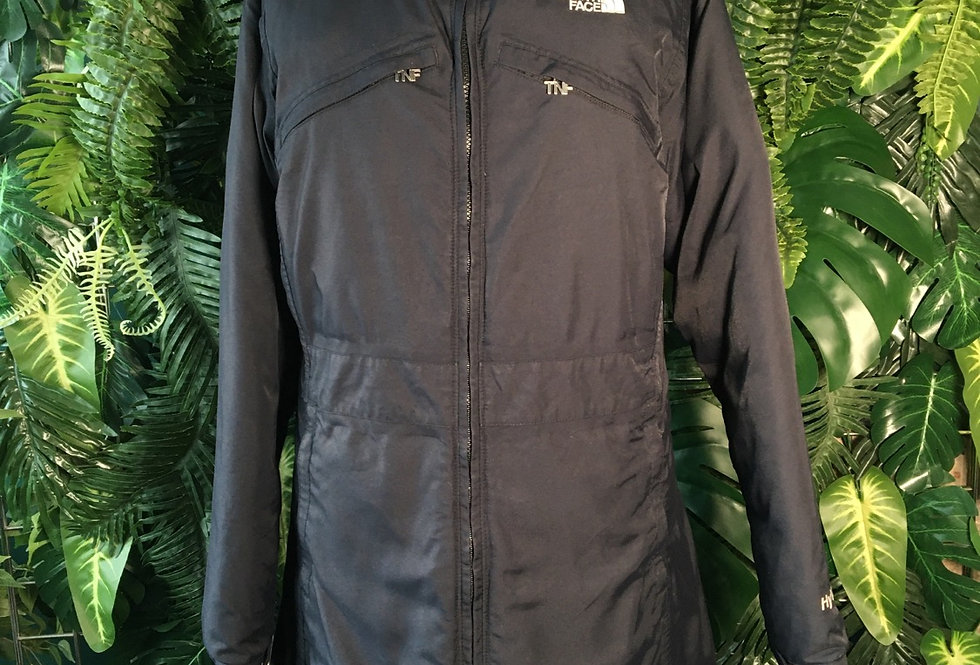 The North Face goose down parka