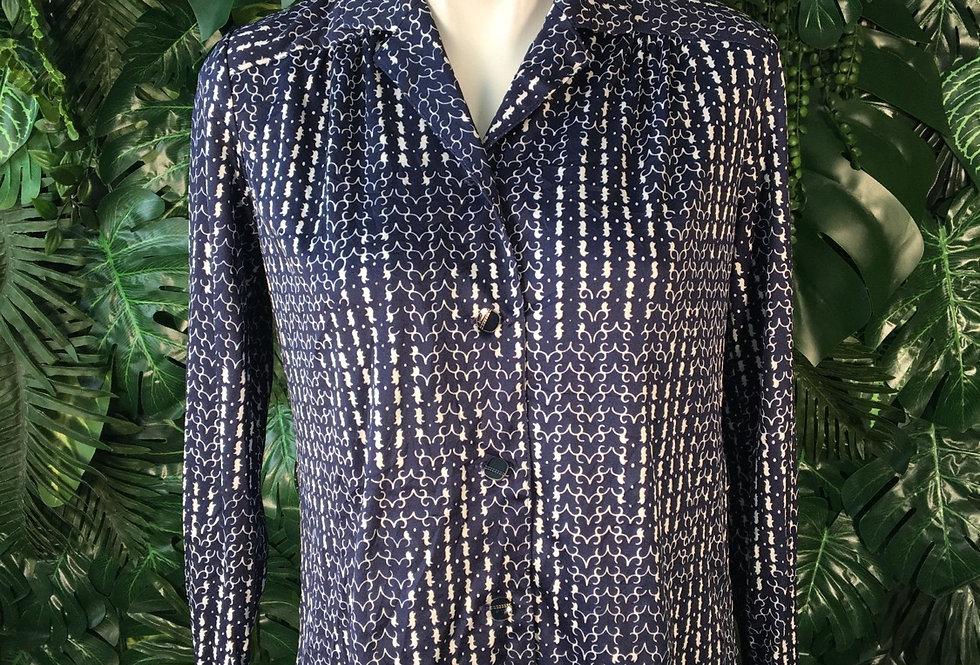 Tokyo Mode blouse (size 10)