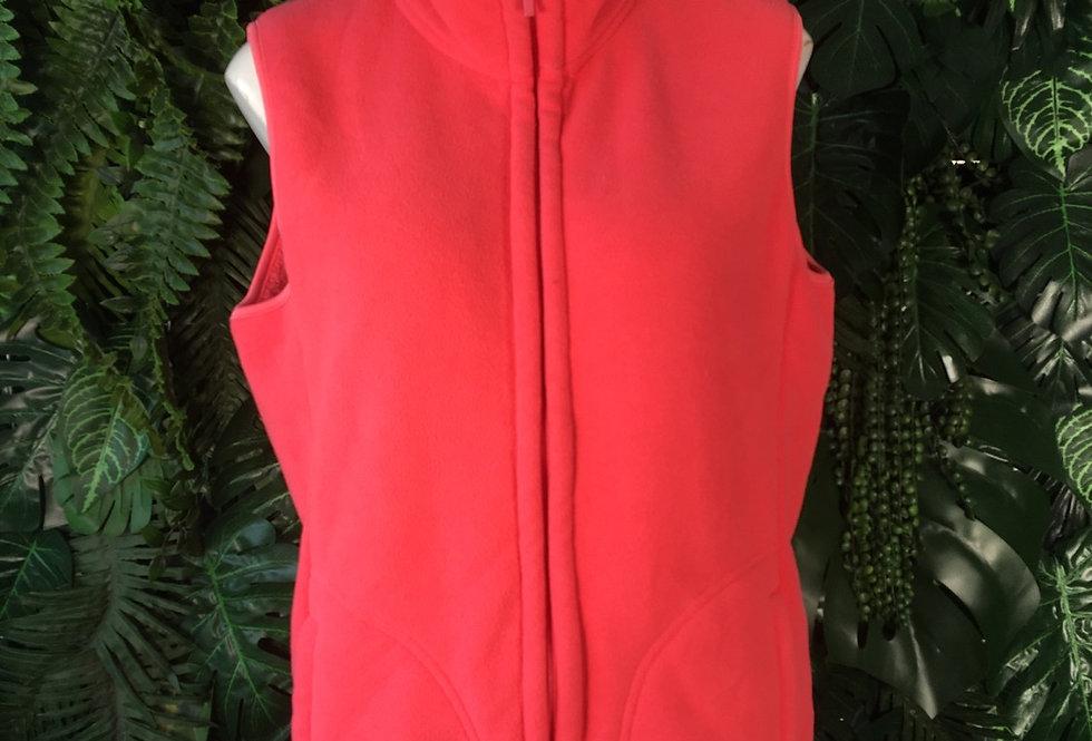 BYC roll neck fleece gilet (XL)