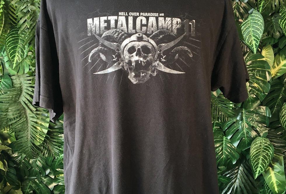 Metalcamp tee (M)