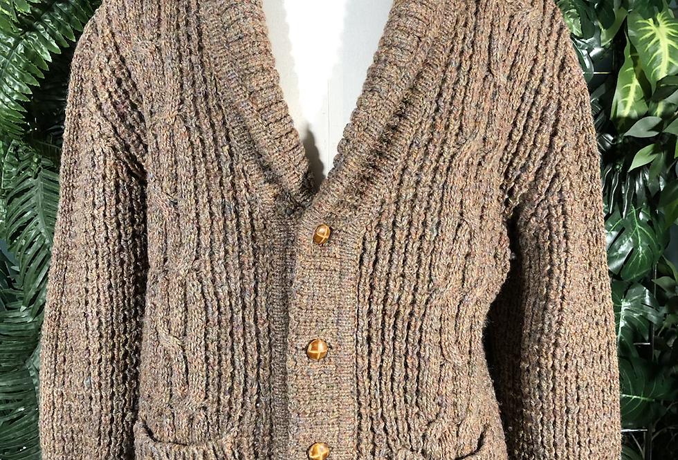 Falcarragh pure wool Irish knit