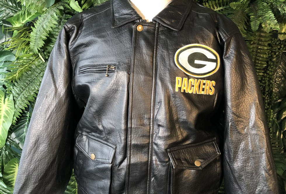 NFL touchdown club packers jacket