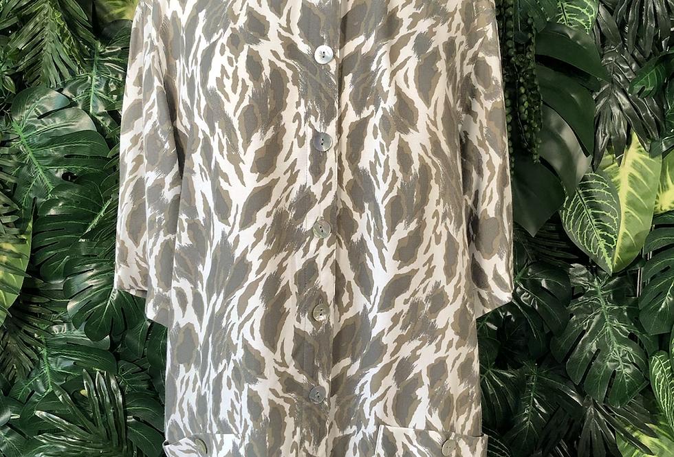German 90s blouse