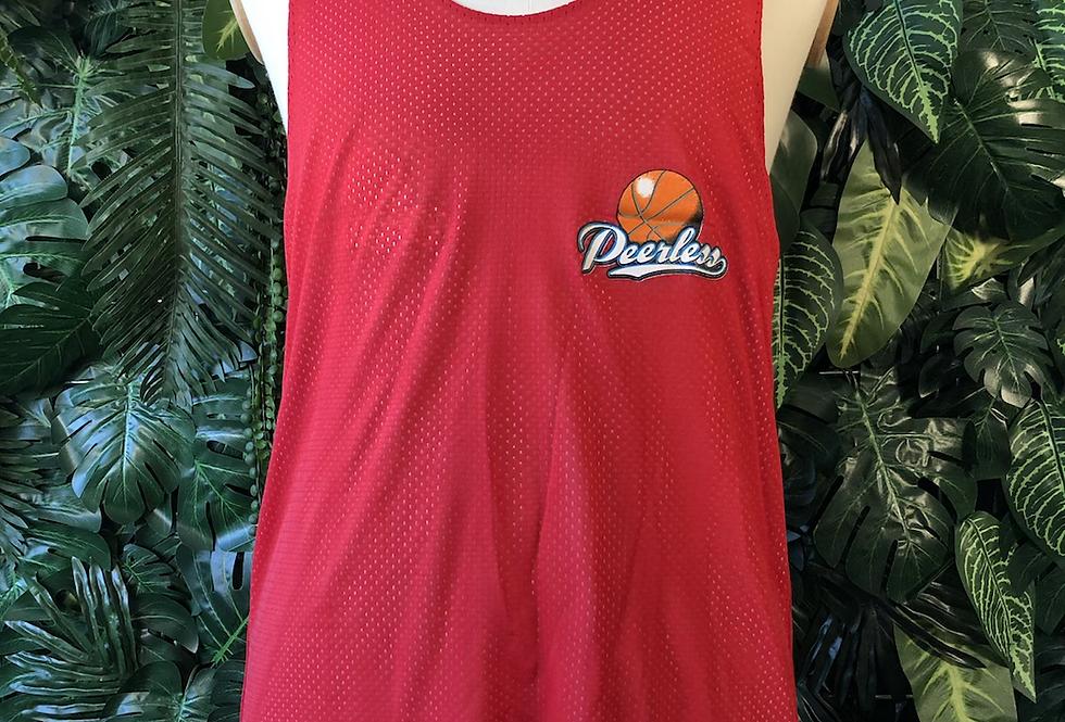 Basketball reversible jersey