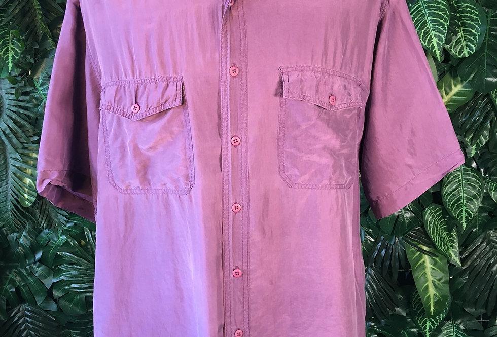 Barisal silk shirt (M)