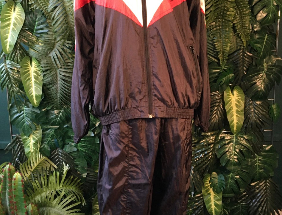 Linea Primer 90s Shell Track Suit