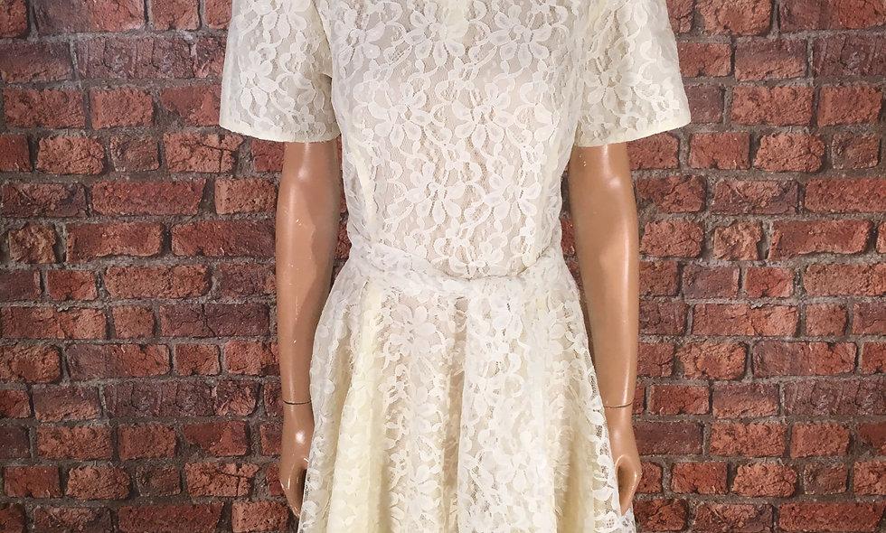 Vintage prom/wedding dress