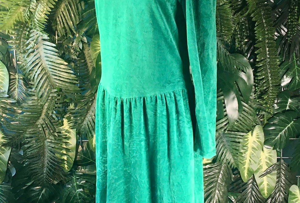 Lang Originals Velvet Dress