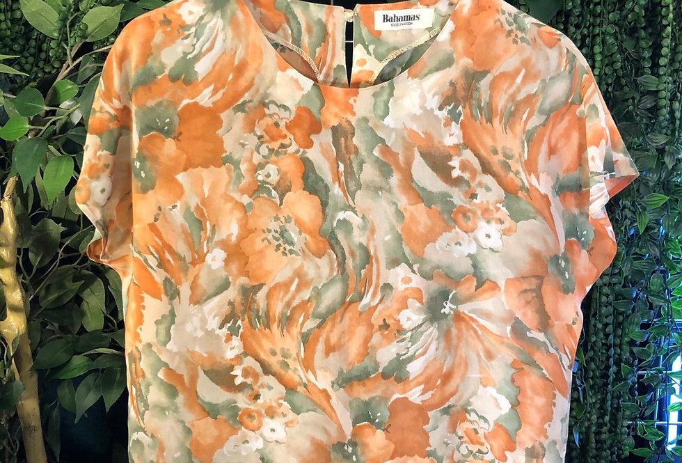 Bahamas high fashion blouse