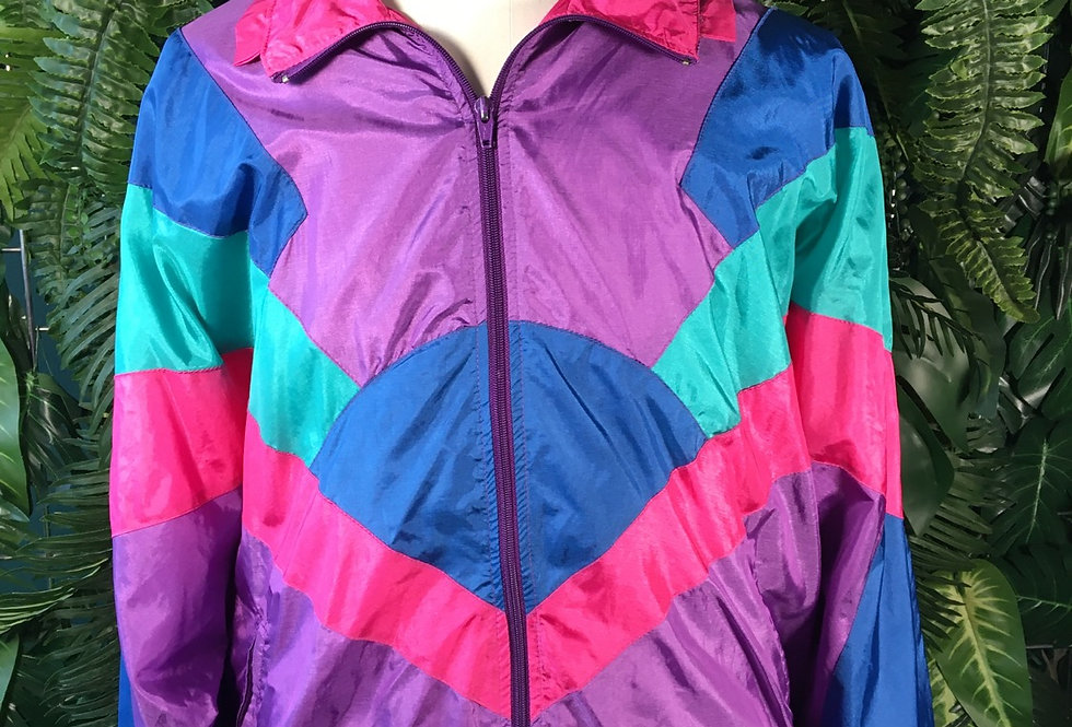 Marcel Claire 90s Track Top
