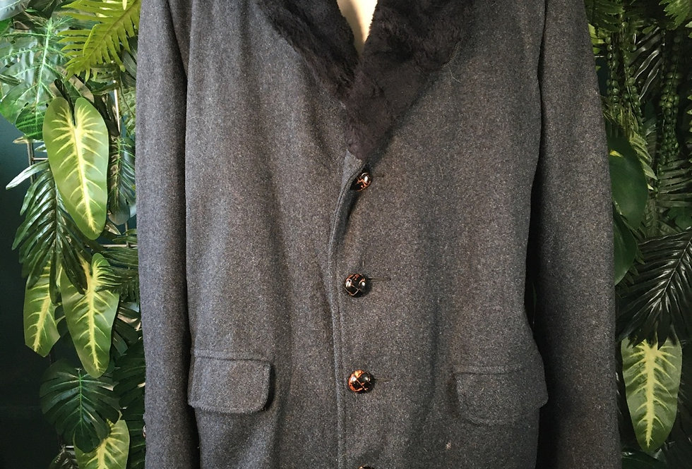 Lakeland Sportswear Fleece Lined Coat (L)