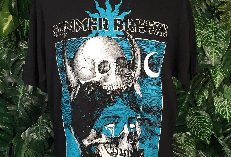 Summer Breeze tee (XL)