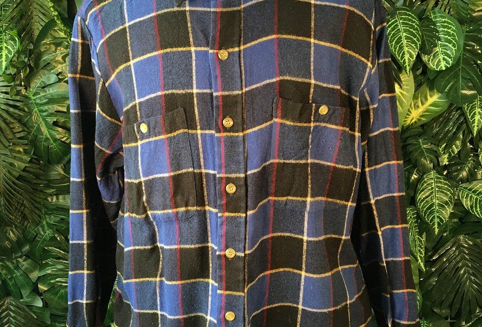 Arrow sport flannel shirt (XL)
