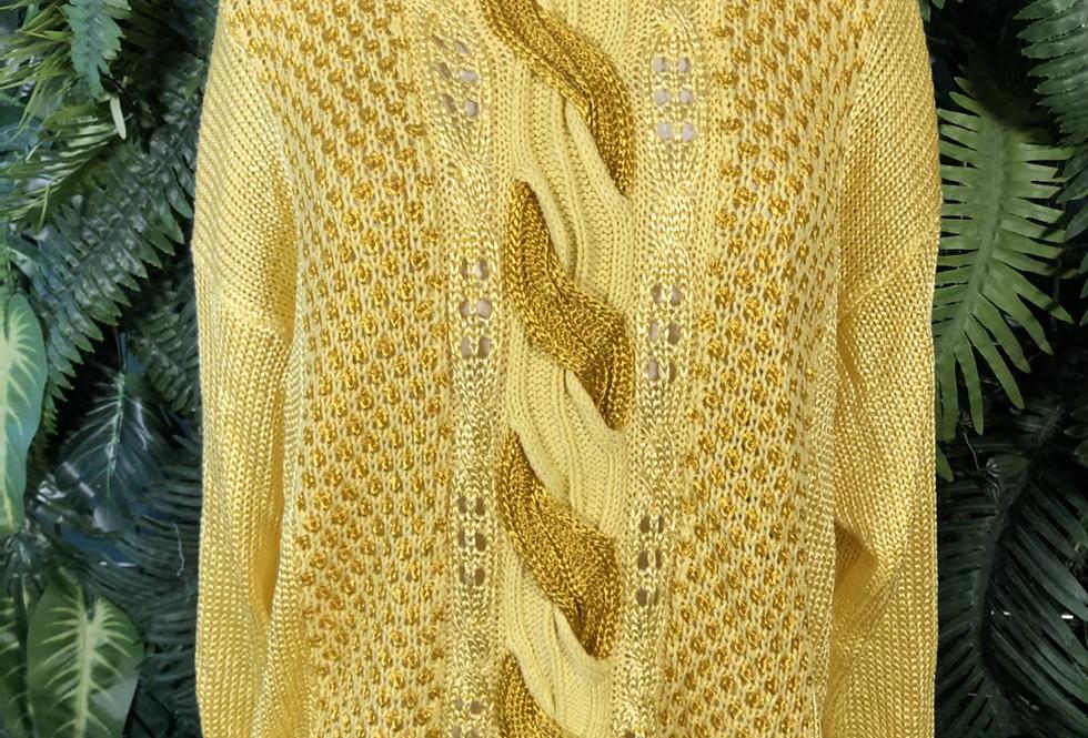 80s toplike knit