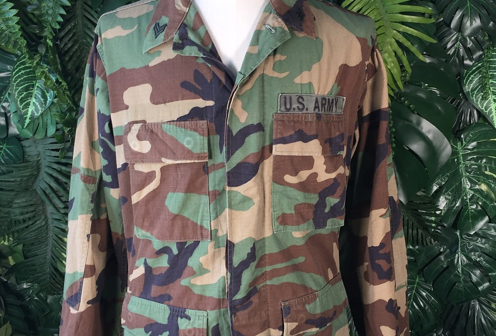 US Army over shirt (S)