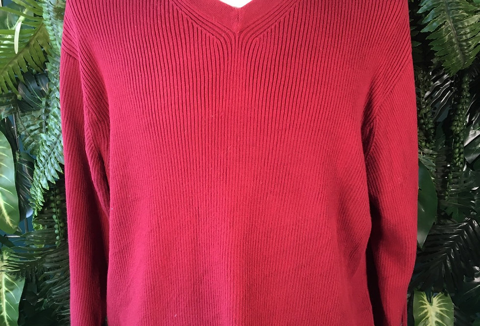 Tommy Hilfiger Ribbed Knit (L)