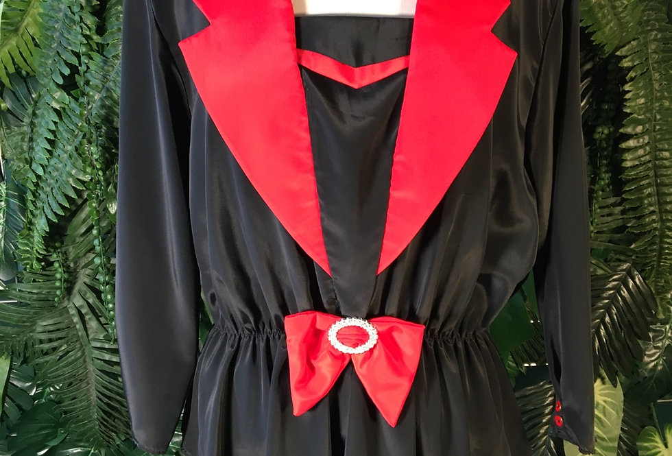 Italian Collection 80s Blouse