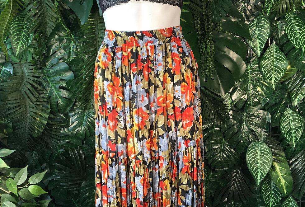 Bardehle flower skirt (size 38)