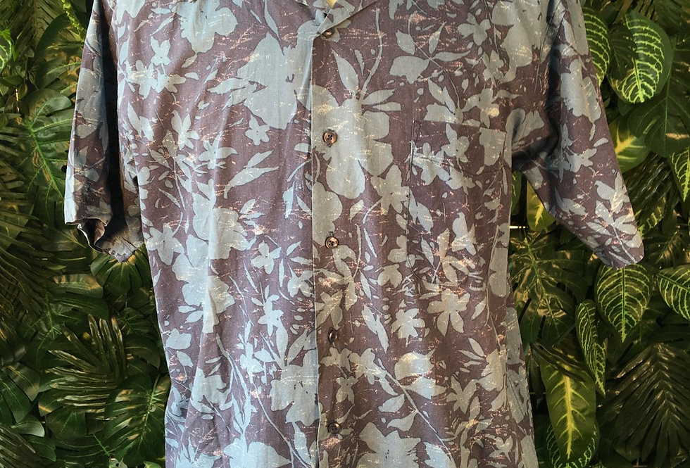 Brice Hawaiian shirt (M)