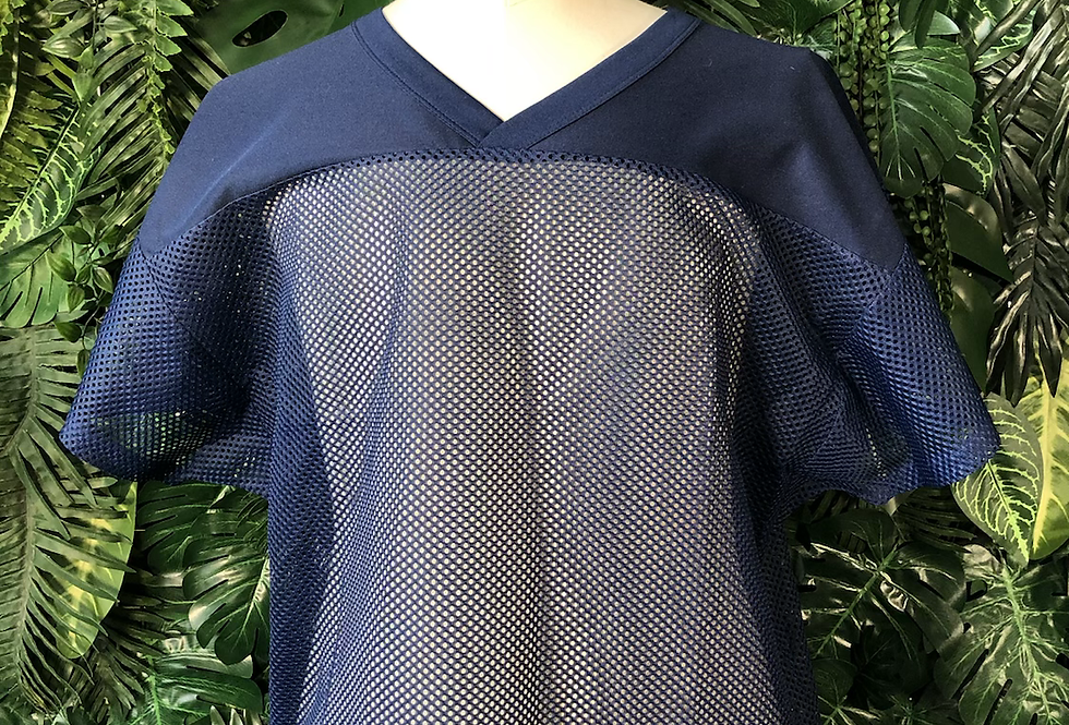 Russell athletic mesh jersey