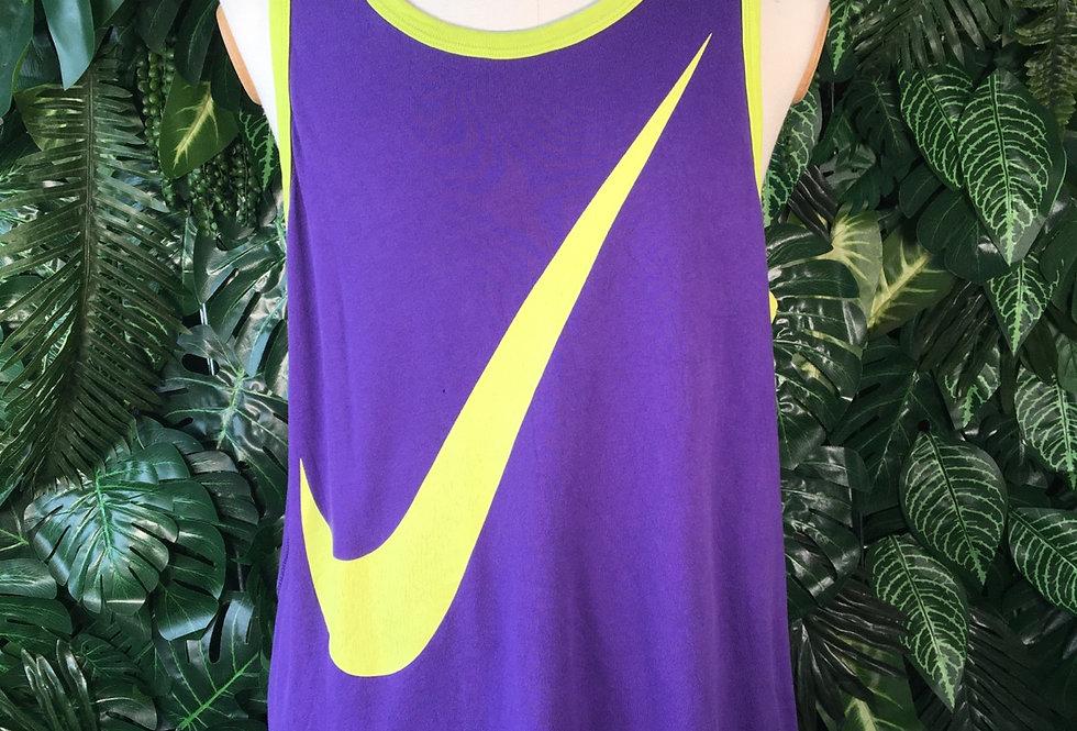 Nike swoosh tank (XL)