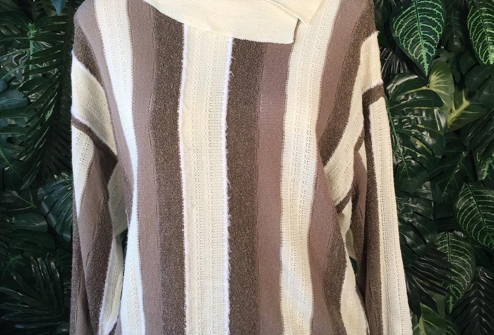 Striped knit (M)