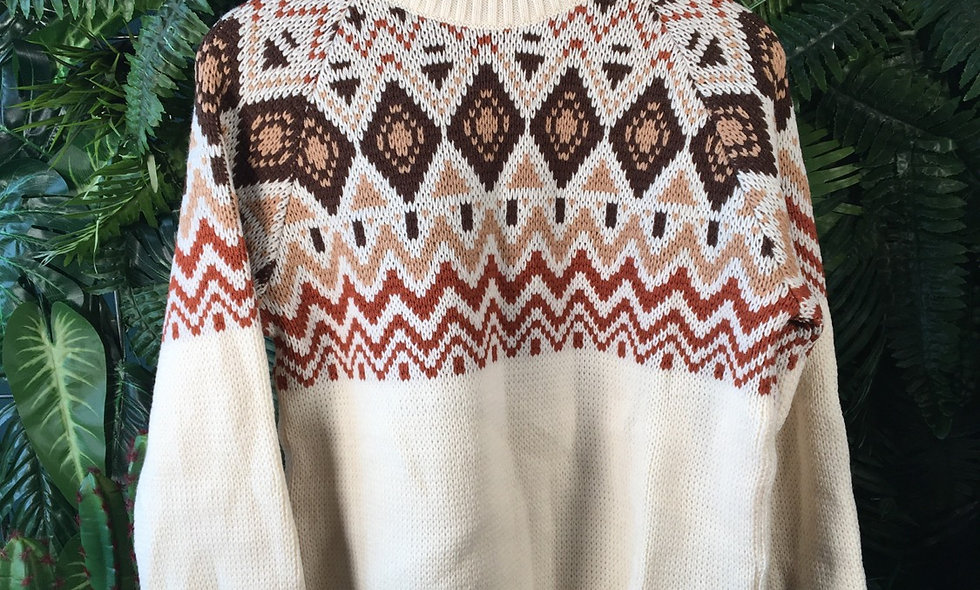 Norway Style Knit