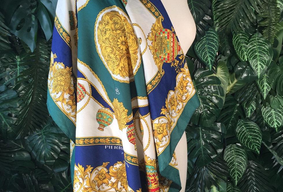 Original Balmain 90s scarf