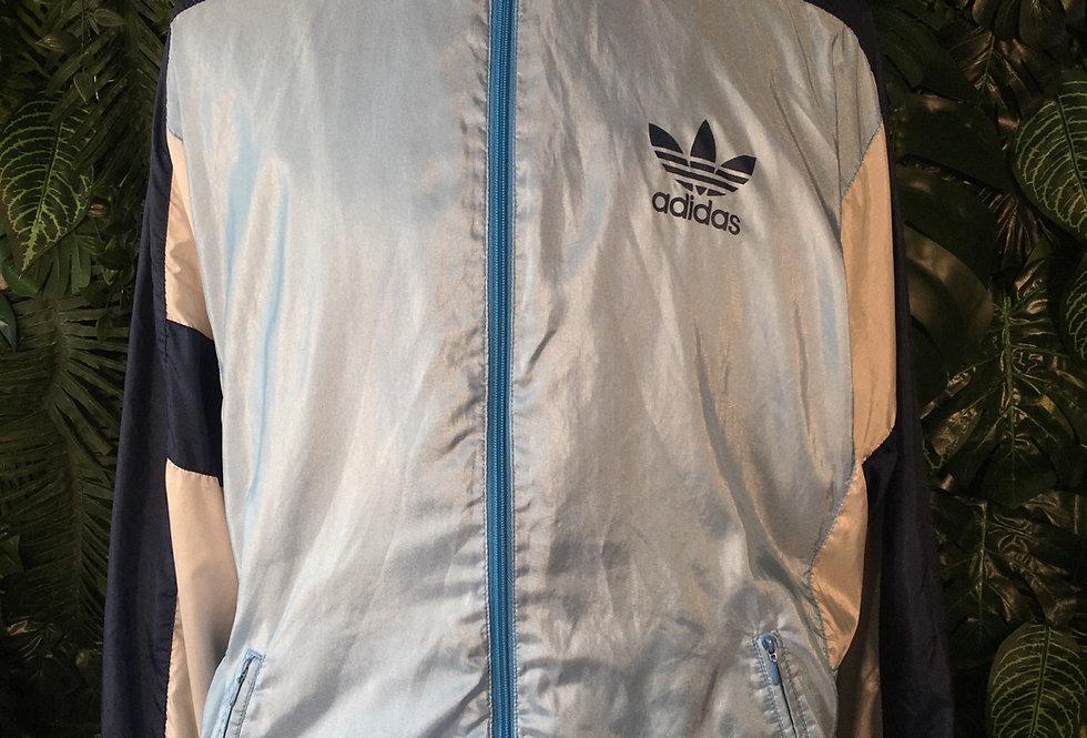 Vintage 90s Adidas track jacket (XL)