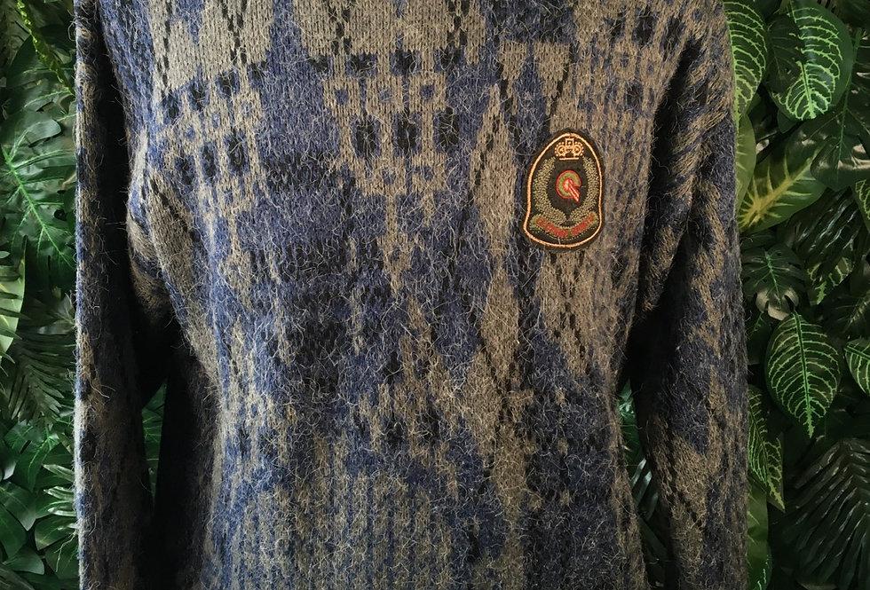 Le Cygne Sportif knit (M)