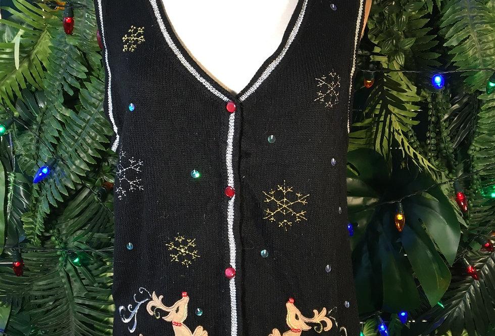 Reindeer Vest (M/L)
