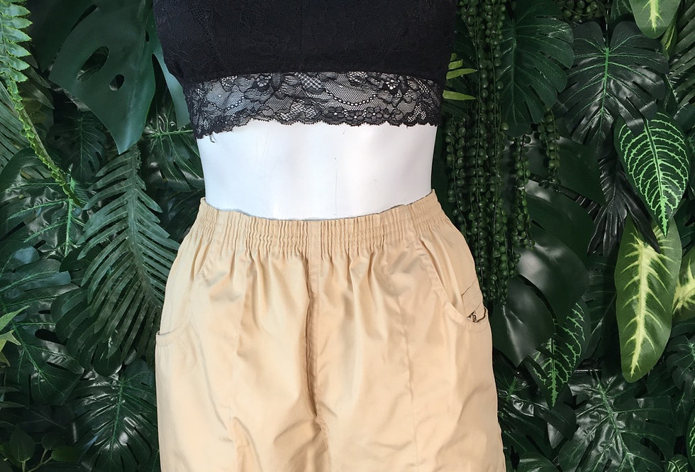 Dubin Mare khaki with zip pocket (size 58)