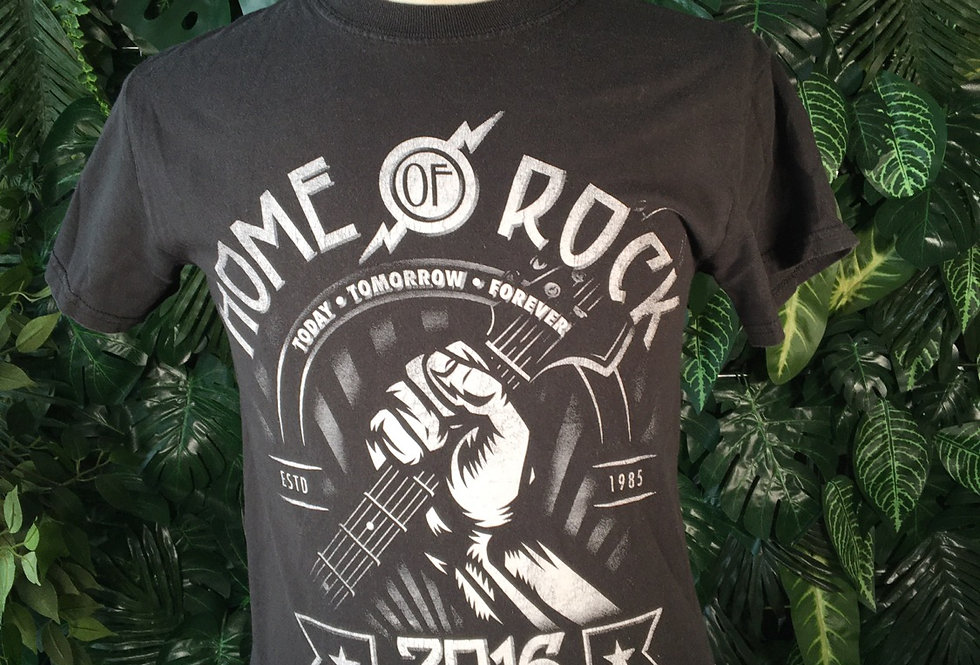 Home of rock tee (small)