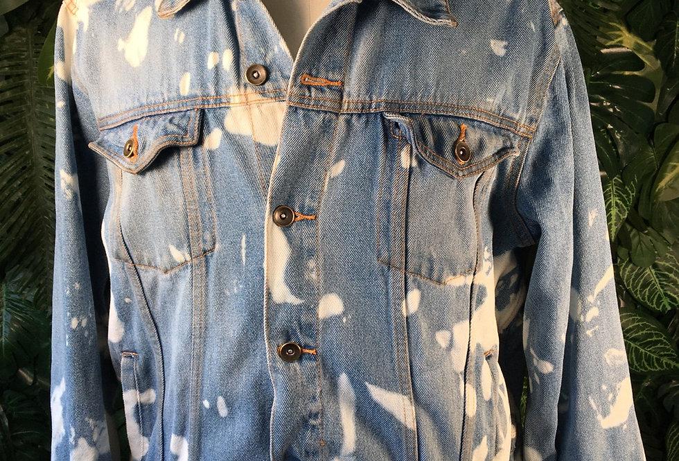 Camargue reworked denim jacket