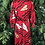 Thumbnail: 1980s palm leaf dress