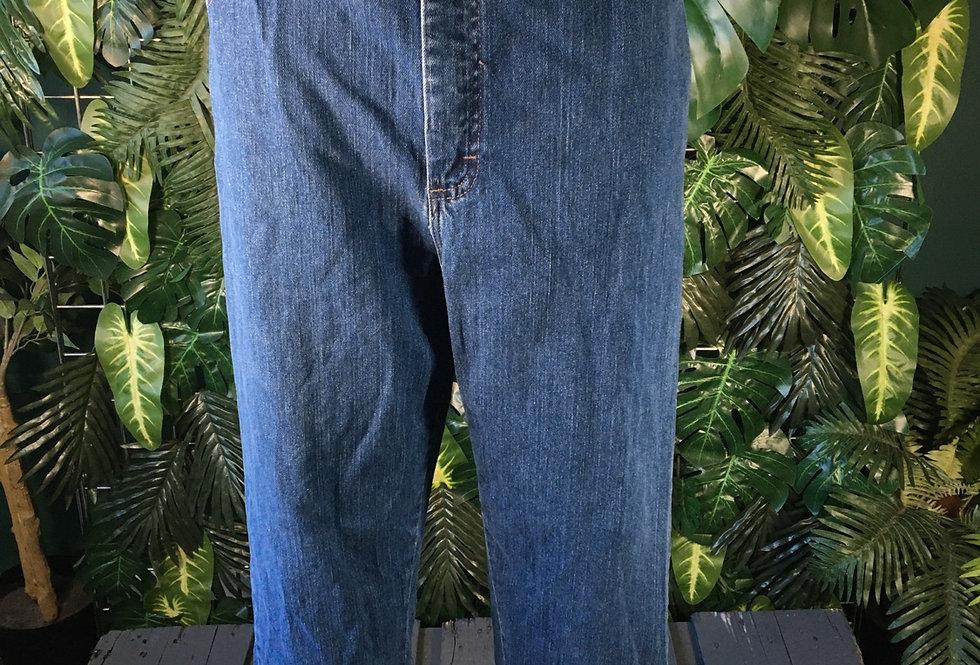 Lee blue jeans (size 14)