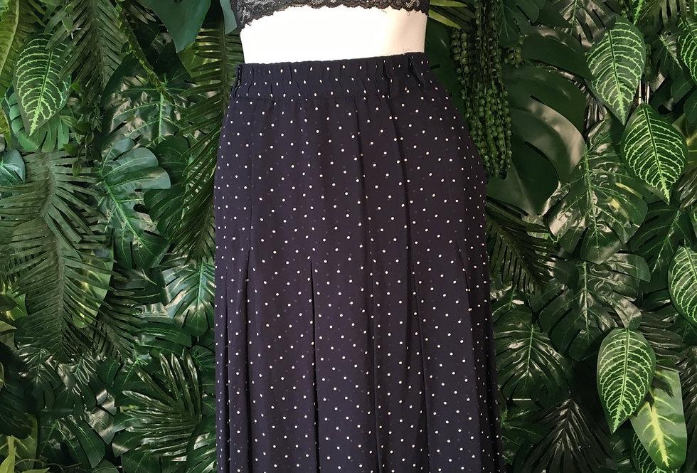 Marz polkadot skirt (size 18)