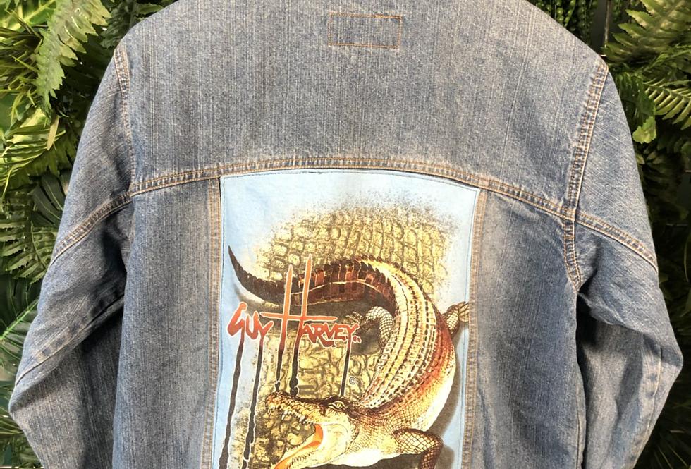Guy Harvey denim jacket