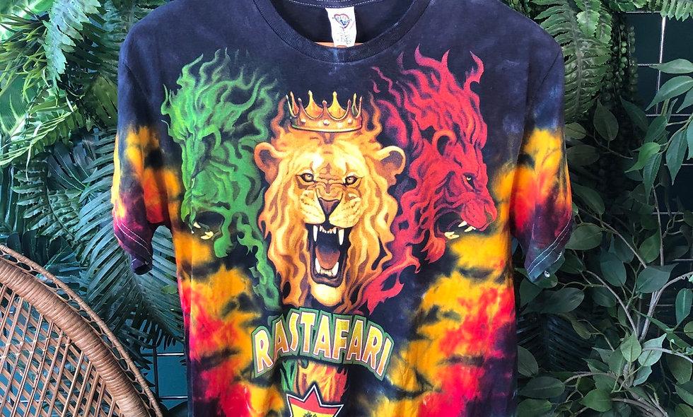 Rastafari T-shirt 🦁