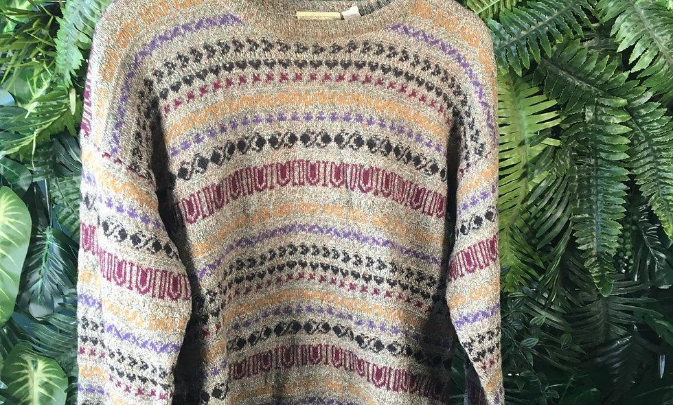 Irish Wool Knit