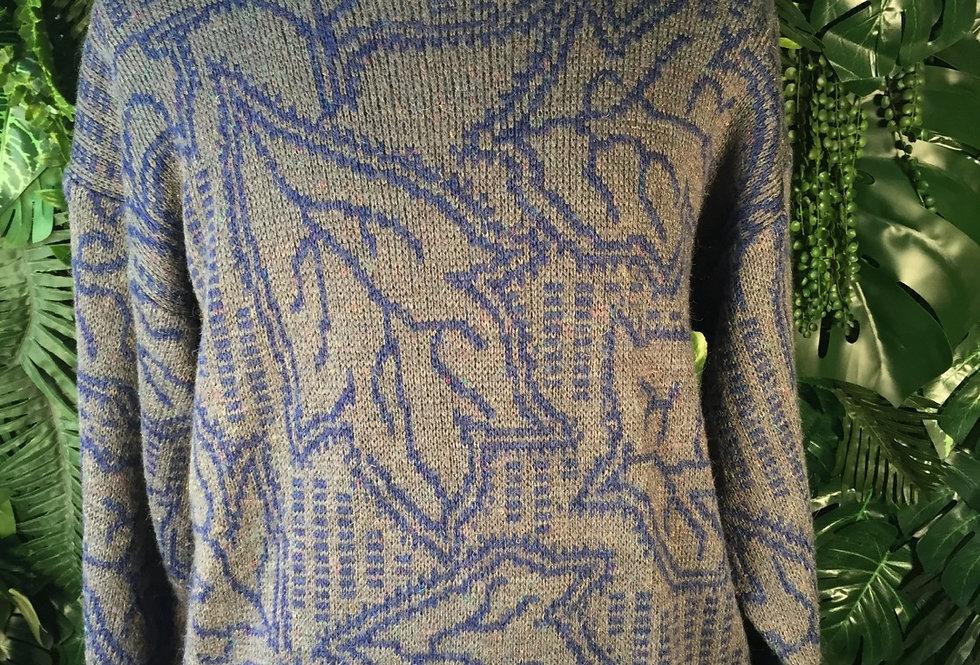 Family fashion knit (L)