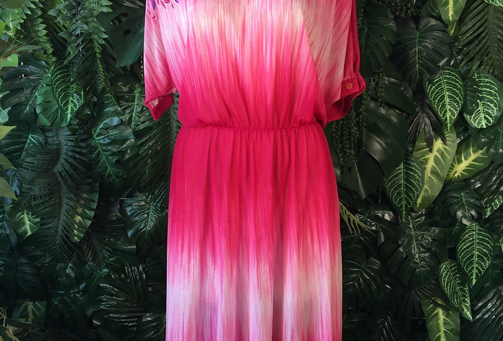 Pink Summer dress (Size 46)