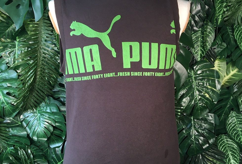 Puma muscle tank (M)