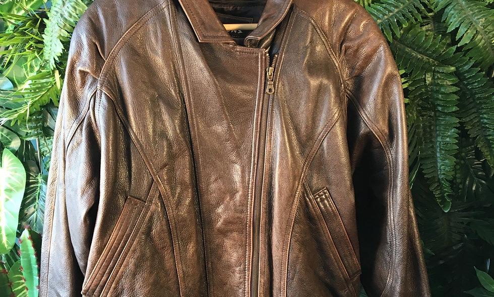 Wilson's Asymmetric Leather Jacket