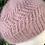 Thumbnail: Blush wool hat