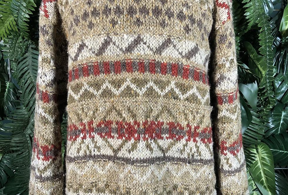 Heritage knit